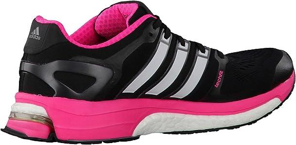 Adistar, Boost - Zapatillas de running, color negro, talla 40 EU: Amazon.es: Zapatos y complementos