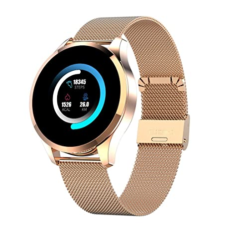 Hot Sale! NDGDA, Q9 Smartwatch 1.22inch Color Screen Women ...