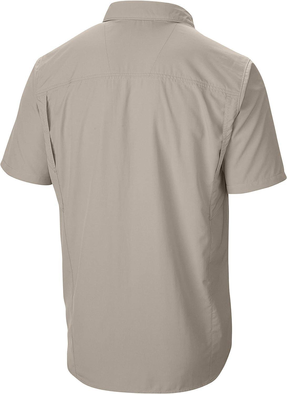 Silver Ridge Hombres Columbia Camisa