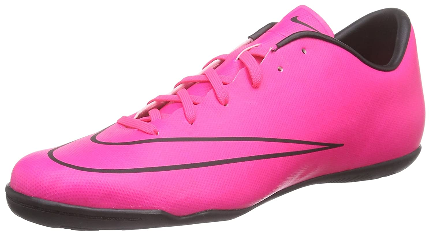 brand new 7bfcc 32080 Amazon.com   Nike Mercurial Victory V Ic Mens Football Trainers 651635  Sneakers Shoes (US 11.5, Hyper Pink Black 660)   Soccer
