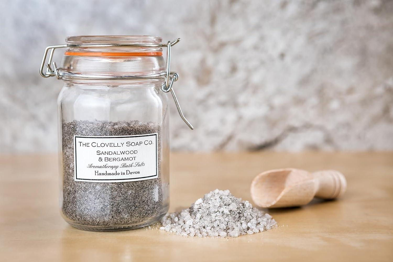 Sali Da Bagno Rilassanti : Clovelly soap sali da bagno lavanda patchouli incenso