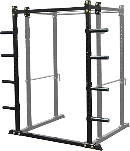 Titan Distributors Inc. 10 Extension Kit for T-2 Short Power Rack