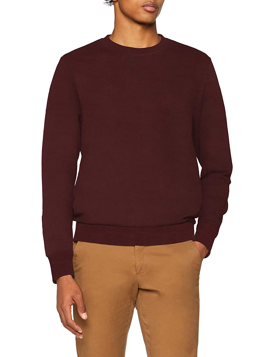 JACK & JONES Jjeholmen Sweat Crew Neck Noos, Felpa Uomo 12136886