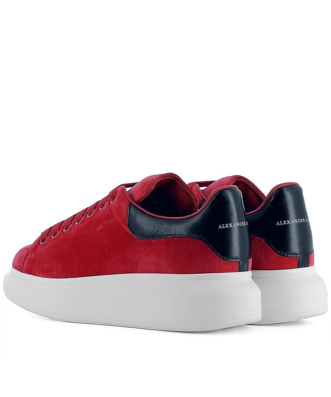 Alexander McQueen Sneakers Donna 482142W4FKT6460 Velluto ...