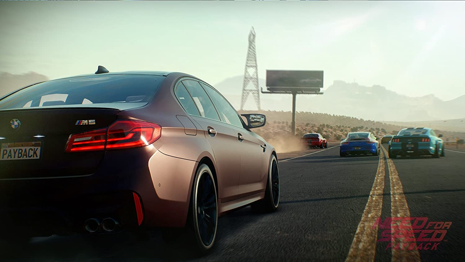 Amazon.com: Need for Speed Payback [Online Game Code]: Video ...