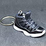 debbaaaf046f2 Amazon.com : CPS 3D Sneaker Keychain Keyring Mini Shoes Collectible ...