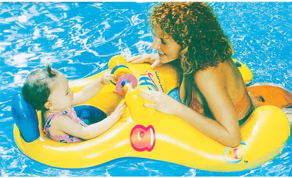 Nhsunray Anneau de natation pour b/éb/é nager