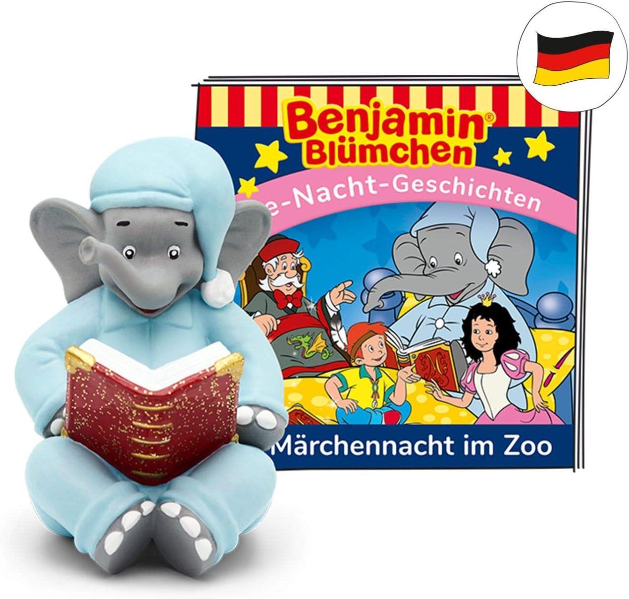 tonies Benjamin Blümchen Der Zoo Kindergarten Hörfigur (01