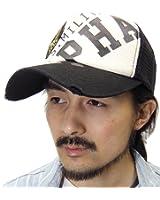 (アルファ インダストリーズ) ALPHA INDUSTRIES INC 帽子 メンズ キャップ ストリート プリント ベースボールキャップ メッシュ 3color