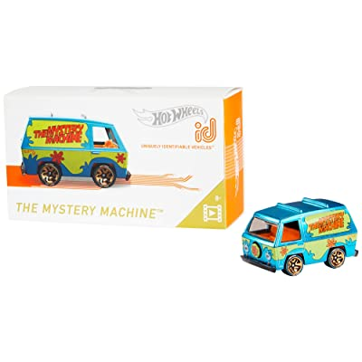 Hot Wheels id Mystery Machine {Screen Time}: Toys & Games