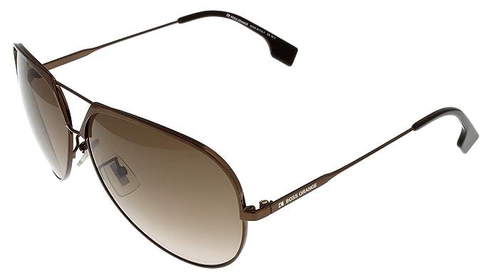 Amazon.com: Hugo Boss naranja Palladium – Gafas de sol ...