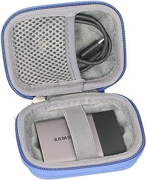 para Samsung T3 T5 Disco SSD portatíl Portable External Solid ...