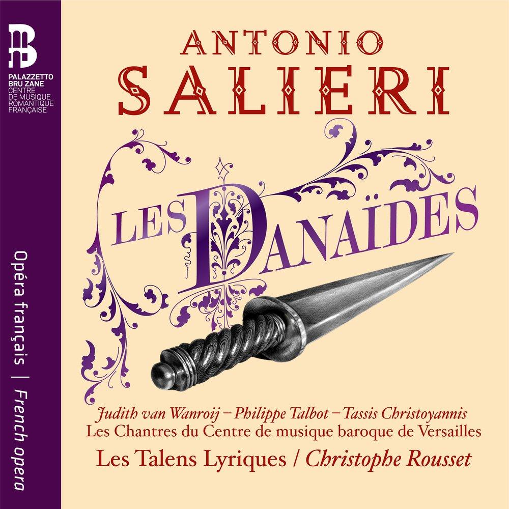Salieri: Les Danaïdes (+Buch): Amazon.de: Katia Velletaz, Judith van ...
