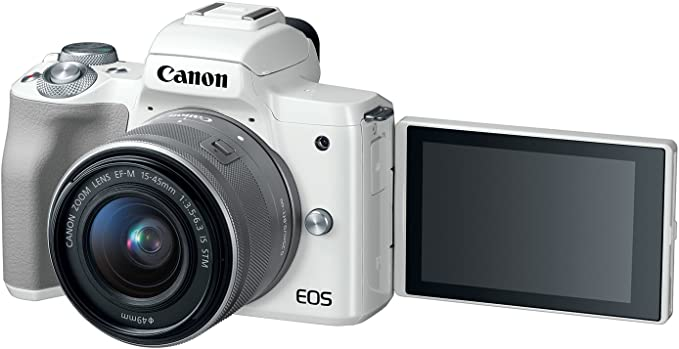 Canon Eos M50 Ef M 15 45mm F Kamera