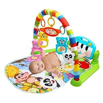 Amazon.com: Manta para bebé, diseño de piano con pedal y ...