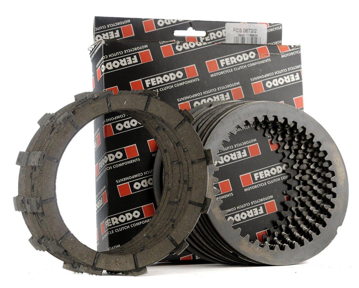 Ferodo impulsor embrague fcc0522 (Discos Embrague Estándar)/Clutch Assy fcc0522 (Clutch escritura Juego estándar): Amazon.es: Coche y moto