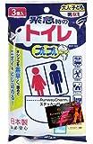 女性向け 携帯 ミニトイレ 携帯トイレ 女性用 ドライブ用 災害用 避難グッズ 蓄尿袋がヨコ長の形にすることで女性が使いやすい形状