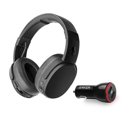 Skullcandy Crusher - Auriculares inalámbricos Bluetooth con ...