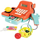 Battat Toy Cash Register for Kids (26 pieces)