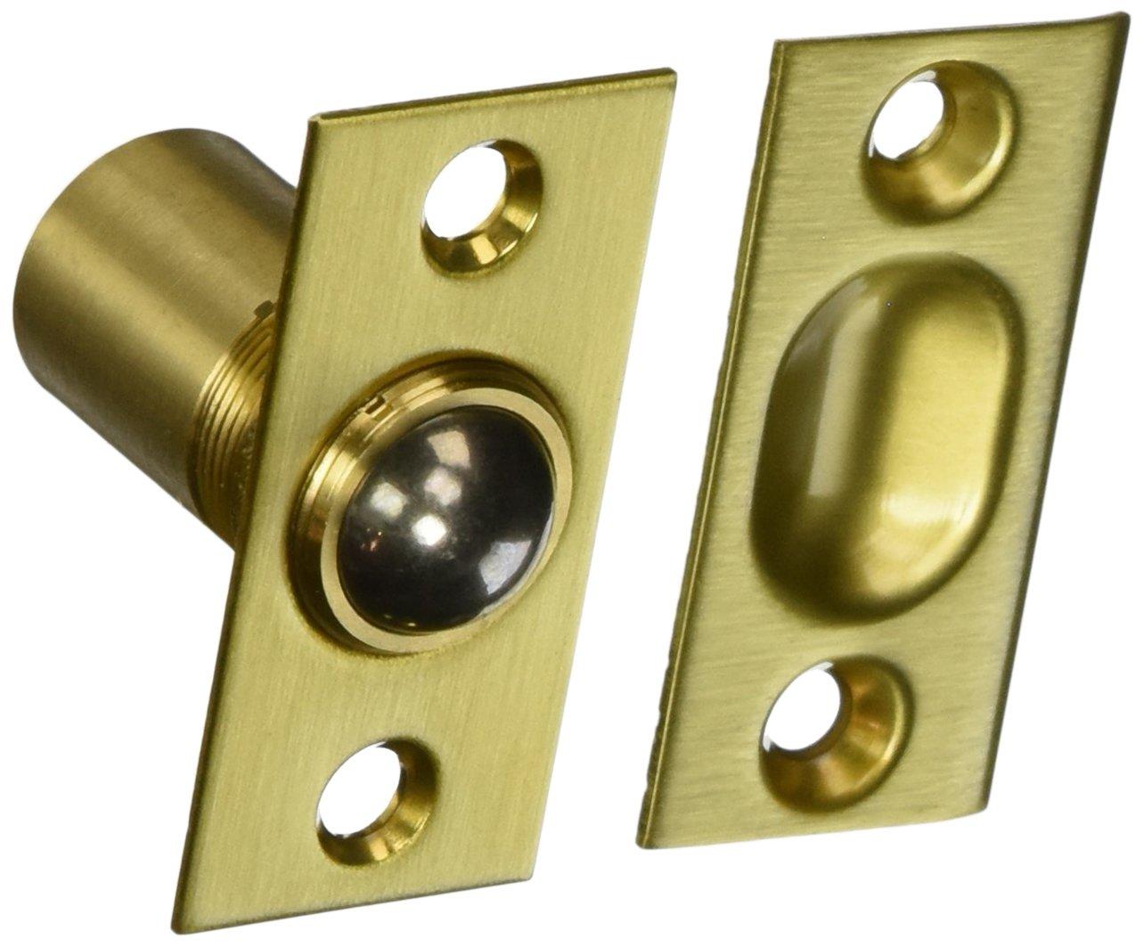 Oil Rubber Bronze Baldwin 0425.102 Adjustable Ball Catch