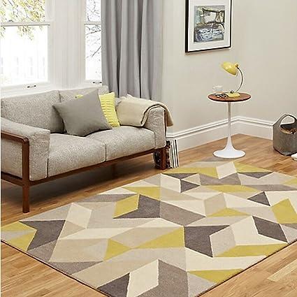 LiRuShop tappeti Ikea Styled Geometric Pattern rug Tappeto ...