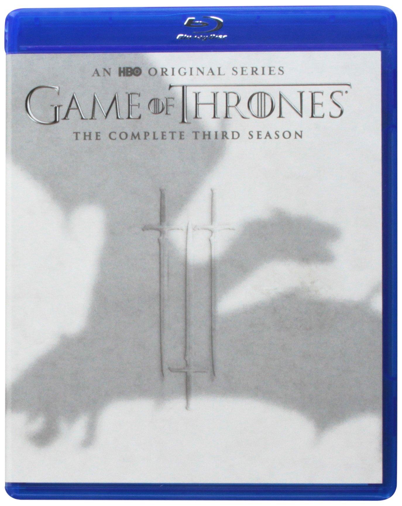 Blu-ray : Game Of Thrones: Season 3 (Boxed Set, 5PC)