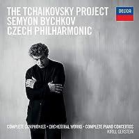 The Tchaikovsky Project Vol. 3: Sämtliche Sinfonien und Klavierkonzerte