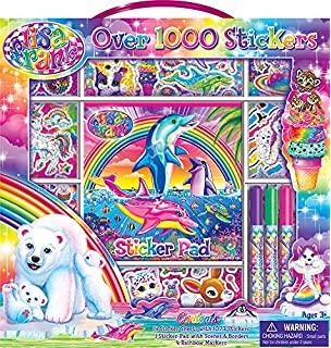 bendon lisa frank sticker activity set