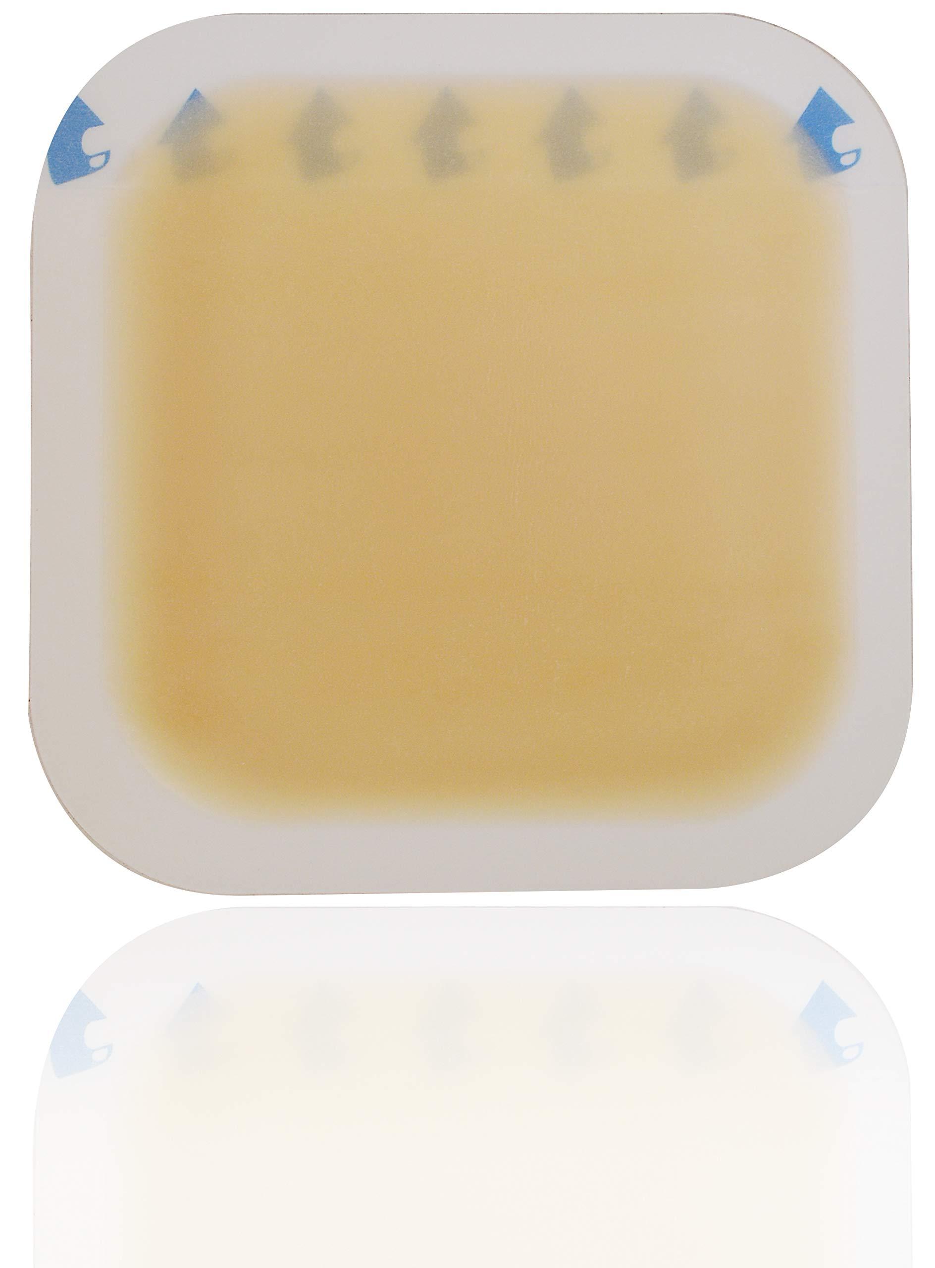 MedVance TM Hydrocolloid - Bordered Hydrocolloid Adhesive Dressing, 6''X 6'' Box of 5 DRESSINGS