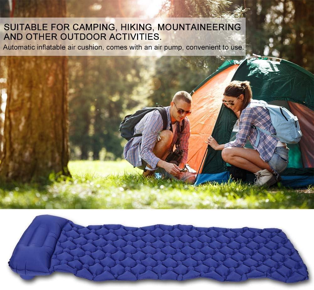 Amazon.com: Huairdum - Colchoneta hinchable para acampada y ...