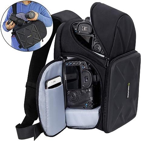 Endurax Sling Camera Bag Mochila para cámara réflex digital con ...