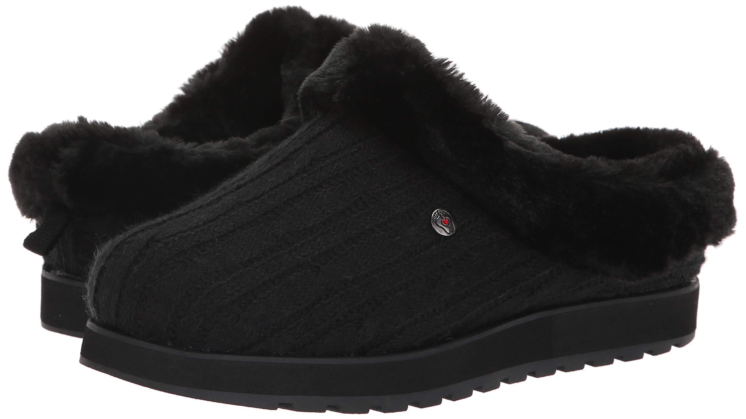 3f1e5ade8b59 BOBS from Skechers Women s Keepsakes Ice Angel Slipper - -   Mules   Clogs    Clothing
