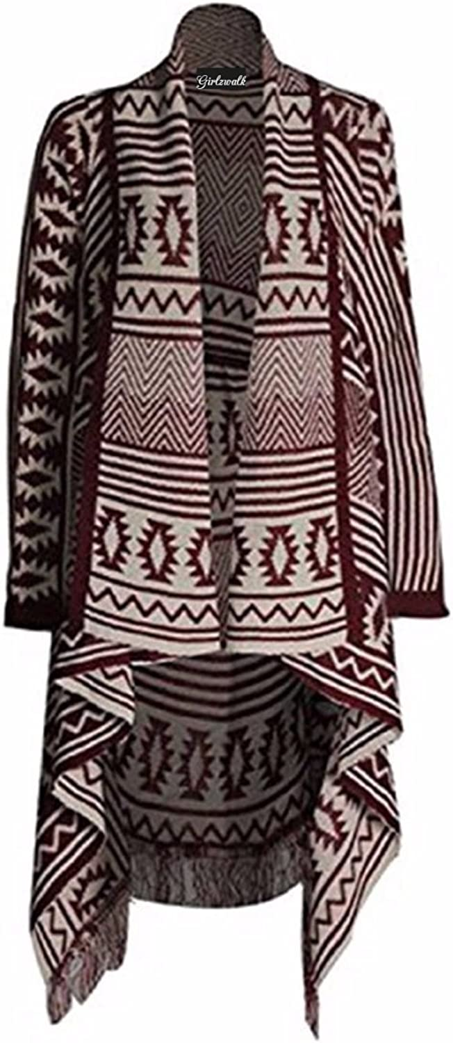 100/% Acrylic Solid Pattern Kimono with Tassels
