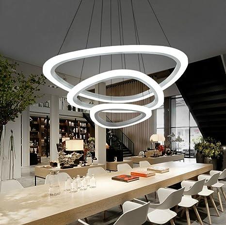 LED lampada a sospensione lampadario moderno in acrilico creativo ...