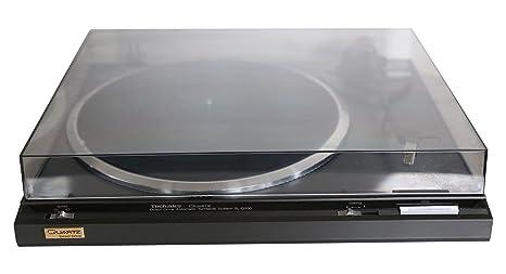 Technics SL de Q200 Tocadiscos en negro: Amazon.es: Electrónica