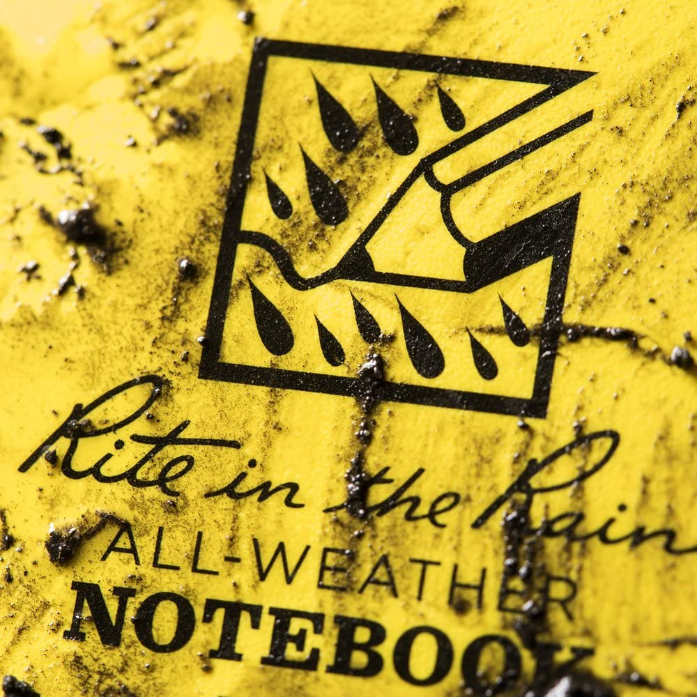 Rite In The Rain - 373L in the All-Weather 1 Pack, Yellow