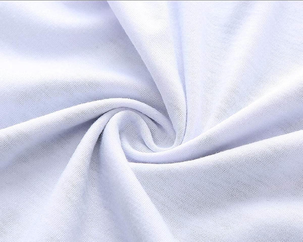 Mfasica Mens Short Sleeve Comfort Hipster Sportwear Tee T-Shirt