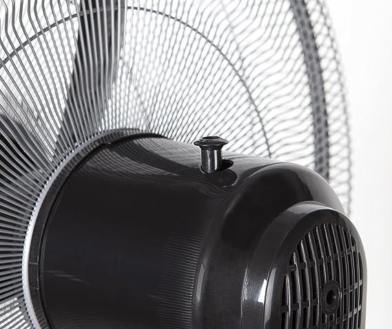 Orbegozo SF 0156 Ventilador de pie oscilante oval, 3 velocidades ...