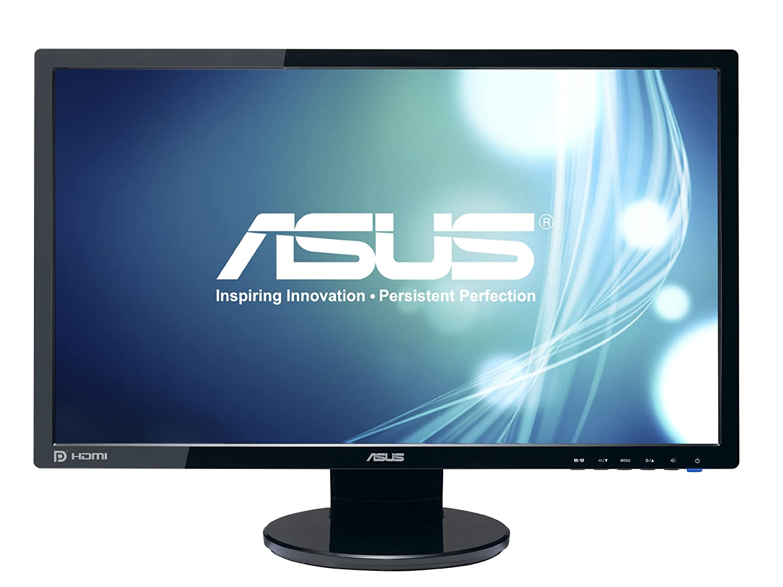ASUS VE248Q 24 Full HD 1920x1080 2ms DisplayPort HDMI VGA Monitor