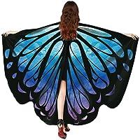 Guobin Chal de Alas de Mariposa Duendecillo