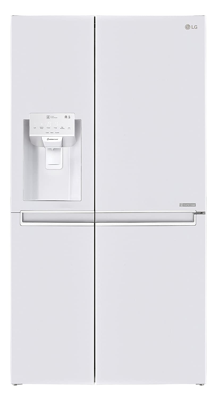 LG Electronics GSJ 761 PZTZ Side-by-Side / A++ / 376 kWh/Jahr /179 cm / 405 L Kühlteil / 196 L Gefrierteil / Steel / No Frost [Energieklasse A++]