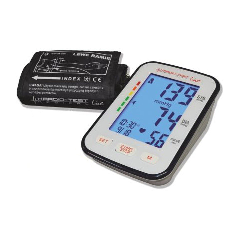 kardio de prueba kta de K3 automática brazo Tensiómetro manguito Pulso: Amazon.es: Bricolaje y herramientas