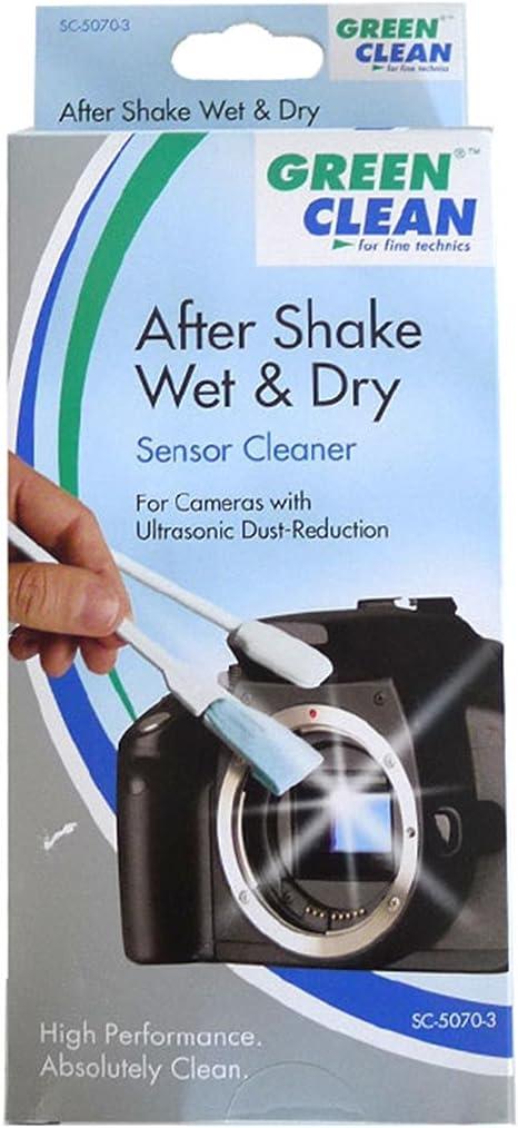 Green Clean Wet & Dry - Kit de Limpieza para cámaras réflex ...