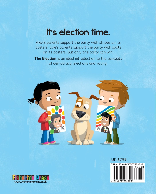 The Election: Amazon.co.uk: Eleanor Levenson, Marek Jagucki ...