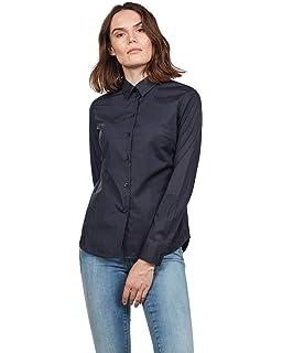G-Star RAW Neu Damen Core Zip Hemd