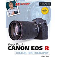 David Busch's Canon EOS R Guide to Digital Photography (The David Busch Camera Guide Series) book cover