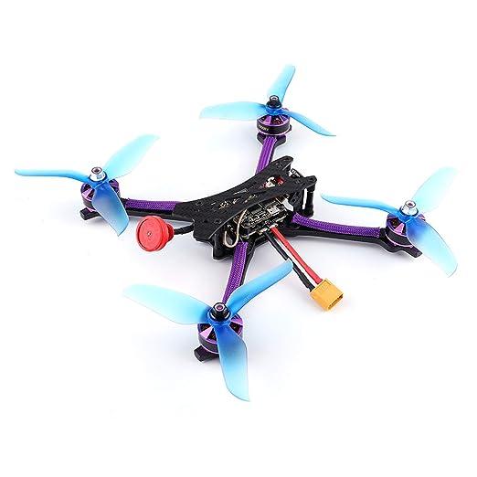 Happy Event q215 mm FPV Racing Drone DIY Montado en 800TVL Motor ...