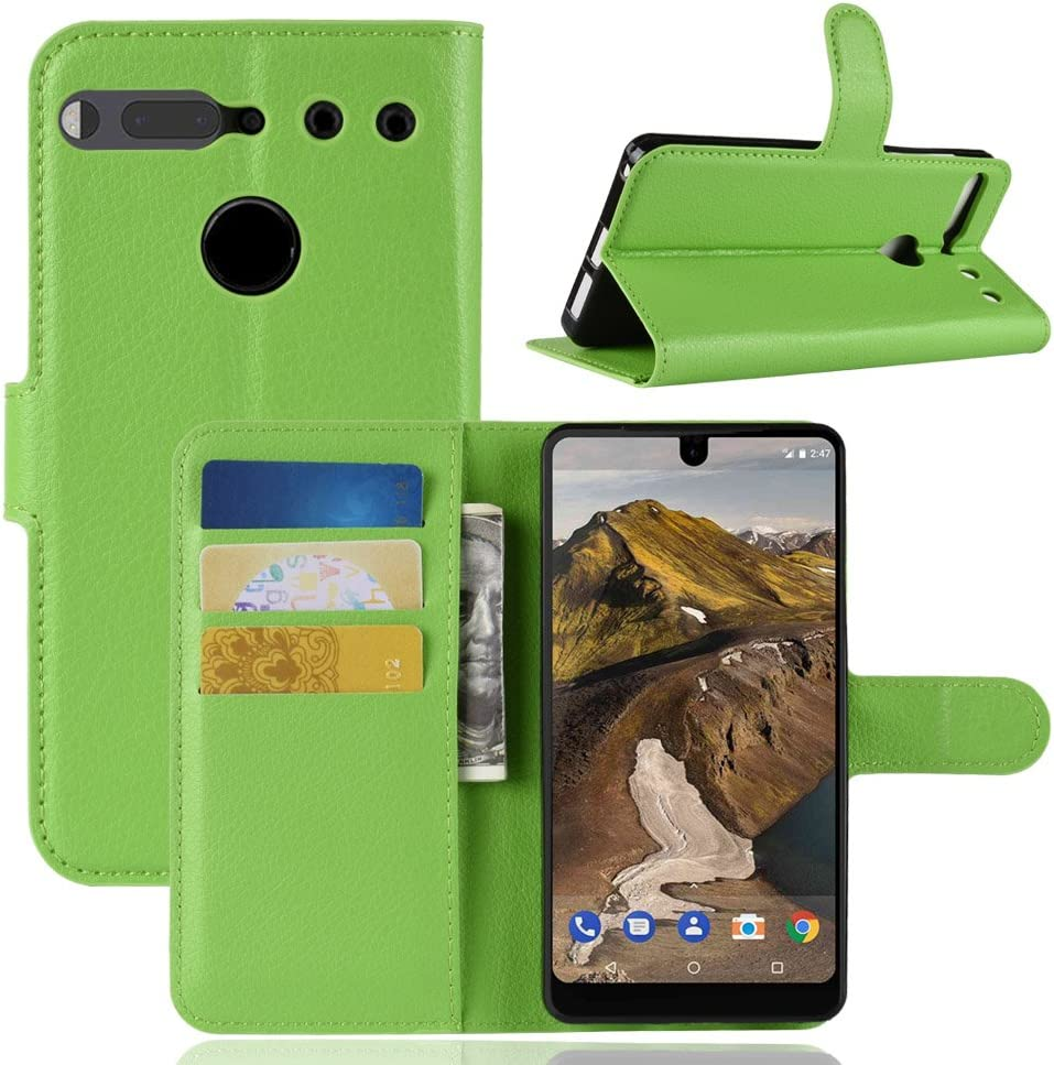 Funda® Capirotazo Billetera Essential Phone PH-1 (Verde): Amazon ...