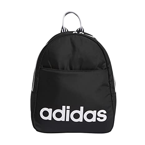 best service 6a450 bec92 adidas Core Mini Backpack, Black White, One Size