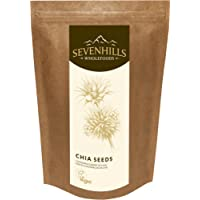 Sevenhills Wholefoods Raw Chia Seeds 1 kg